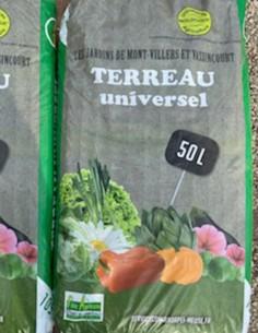 """Terreau Universel """"Les..."""